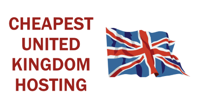 Cheapest UK Hosting