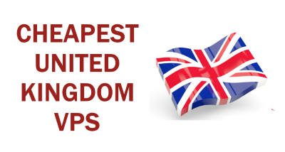 Cheapest UK VPS