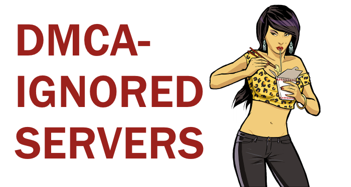 no dmca dedicated server
