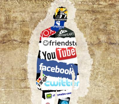 social media personality icon