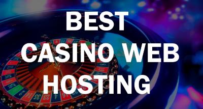Best Casino Web Hosting